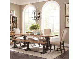 25+ Ingenious Farmhouse Table Dining Room - Savvy Ways About Things ... Coaster Jamestown Rustic Live Edge Ding Table Muses 5piece Round Set With Slipcover Parsons Chairs By Progressive Fniture At Lindys Company Tips To Mix And Match Room Successfully Kitchen Home W 4 Ladder Back Side Universal Belfort Bradleys Etc Utah Mattrses Fine Parkins Parson Chair In Amber Of 2 Burnham Bench Scott Living Value City John Thomas Thomasville Nc Hillsdale 4670dtbwc4 Coleman Golden Brown