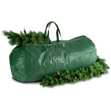 Dunhill Fir Christmas Trees by National Tree Company Heavy Duty Tree Storage Bag W Handles