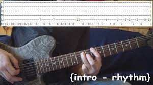 Today Smashing Pumpkins Tablature by Dirty Magic By Offspring Full Guitar Lesson U0026 Tabs W Solo Youtube