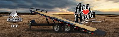 Norstar Truck Beds And Iron Bull Trailers