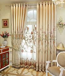 schön dekorativ luxus faux linen blumen pfau beige