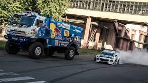 100 Redbull Truck Mad Mike And The Massive Russian Rally Truck Stuffconz