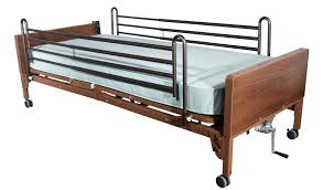TELESCOPING SIDE RAIL FOR MEDICAL BED FRAMES FULL LENGTH
