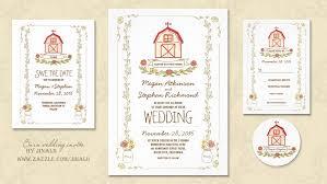 Read More RUSTIC COUNTRY BARN WEDDING INVITATIONS