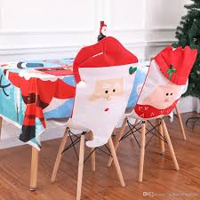 2018 Christmas Design Chair Covers Table Chair Back Cover 44*74cm Red  Christmas Decoration For Home Decor Supplies Furniture Covers For Couches  Slip ... 35300cm European Chair Yarn White Eyelash Lace Table Flag Wedding Decoration Christmas Holiday Party Cloth Cheap Tablecloth Contemporary Fniture Modern And Unique Design Mohd Shop Pin By Patricia Loya Artistdesigner On Things Ive Painted Wikipedia Covers Of Lansing Doves In Flight Decorating Living Room Joss Main 10 Best Kids Tables Chairs The Ipdent Wayfaircom Online Home Store For Decor Hire Weddings Cporate Events Central Bar Sets Youll Love In 2019 Wayfair Outdoor