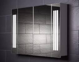 galdem spiegelschrank loft100 großer badezimmerschrank 100cm 2 türig mit trendiger beleuchtung t5 leuchtstoffle softclose