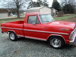 100 1969 Ford Truck For Sale F100 PICKUP TRUCK Air Condition Power Windows Power Steering