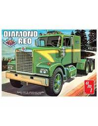 AMT AMT719 Diamond Reo Tractor - Wildside Hobby