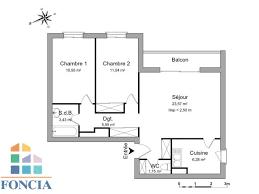 appartement 3 pièces à louer mont de marsan 40000 62 67 m2