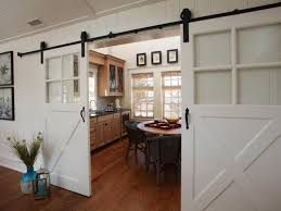 Home Design: Sliding Barn Door With White Wall And Wooden Flooring ... White Barn Door Track Ideal Ideas All Design Best 25 Sliding Barn Doors Ideas On Pinterest 20 Diy Tutorials Jeff Lewis 36 In X 84 Gray Geese Craftsman Privacy 3lite Ana Door Closet Projects Sliding Barn Door With Glass Inlay By Vintage The Strength Of Hdware Dogberry Collections Zoltus Space Saving And Creative