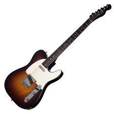 Fender Custom Shop Masterbuilt Nocaster Brazilian Rosewood Neck