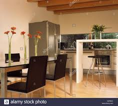 100 Modern Residential Interior Design House Eberle Cuisine Dining Area Modern Residential