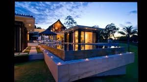 100 Modern Thai House Design Simple Architecture Mansions Villas World Villa