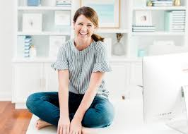 A Simplified Home For Spring Tips On Getting Organized From Blogger Emily Ley