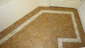 tile kitchen floor with border marvelous tile floor