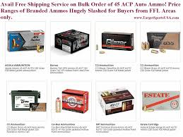 Where To Buy 45 ACP Auto Ammo Online In USA Without Clashing With ... 45 Acp P Ammo Barnes Tacxpd 185 Grain Schp 20 Rounds Test Tacxp Gunsamerica Digest Tacxpd Acpp Gr Tacxp Hollow Point Lead Free 40 Sw 140 Grain What Bullets Do You Use For Personal Defense Archive The Black Hills Ammunition Premium For Sale Gr 185gr Penetration 45acp Youtube 9mm