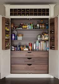 pantry küche kabinett ideen regale und lagerung ideen für