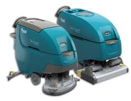 tennant t500 battery powered cleaning machine fce