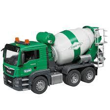 100 Bruder Mack Granite Liebherr Crane Truck MAN TGS Cement Mixer Educational Toys Planet
