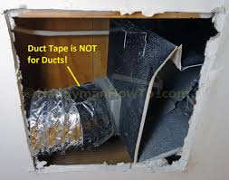 Do Duct Free Bathroom Fans Work by How To Install A Panasonic Whisperfit Ez Bathroom Fan