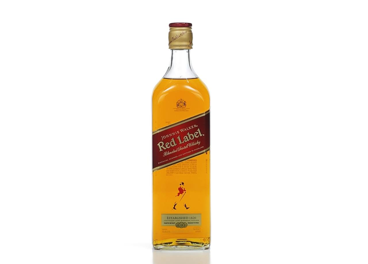 Johnnie Walker Red Label Scotch Whisky