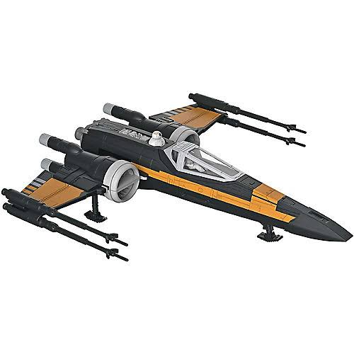 Revell Star Wars Snap Model Kit - Poe's Boosted X-wing Fighter