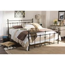 queen bed frames beds headboards for the home jcpenney