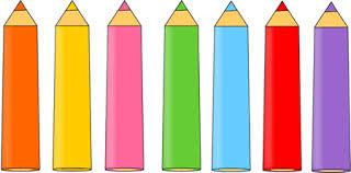 Colored Pencils Clip Art Colored Pencils Image