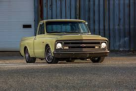 Shaving A 1967-72 Chevrolet C10 Driprails - Hot Rod Network 671972 C10 Pick Up Camper Brakes Best Pickup Truck Curbside Classic 1967 Chevrolet C20 Pickup The Truth About Cars 1971 Not 78691970 Or 1972 4wd Shortbed 71 Tci Eeering 631987 Chevy Truck Suspension Torque Arm 72 79k Survir 402 Big Block Love The Just Wouldnt Want It Slammed Cheyenne Step Side Maple Hill Restoration Customer Gallery To I Have Parts For Chevy Trucks Marios Elite 1968 1969 1970 Gmc Led Backup Light