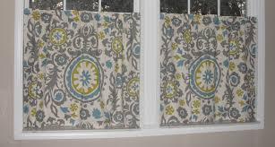Kitchen Curtain Ideas 2017 by Attractive Gray Kitchen Curtains With Best Ideas About Blue Trends