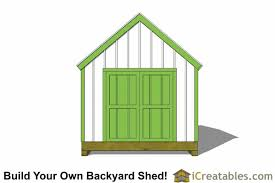 10x10 Shed Plans Blueprints by 10x10 Shed Plans Storage Sheds U0026 Small Horse Barn Designs