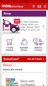 How To Save Time And Money With The CVS Pharmacy App - Take Time For ... Top 10 Punto Medio Noticias Heb Curbside Promo Off 15 Offer Just For Trying Cvs Off Teacher Discount At Meijer Through 928 The Krazy Coupon Lady Drug Store News January 2019 By Ensembleiq Issuu Save On Any Order With Pickup Deals Archives Page 39 Of 157 Money Saving Mom Ecommerce Intelligence Chart Path To Purchase Iq Ymmv Dominos Giftcard For 5 20 Living Pharmacy Coupons Curbside Pickup Cvspharmacy Reviews Hours Refilling Medications You Can Pick Up And Pay Prescription Medications The What Is Cvs Mobile App Pick Up Application Mania