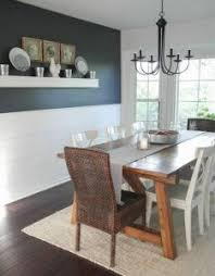 Farmhouse Table And Dining Room Makeover Also Paint Rh