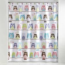 Bathroom Curtain Rod Walmart by Bathroom Shower Curtain Lengths Walmart Shower Curtains
