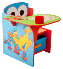 Sesame Street Kids Desk Chair With Storage Compartment And Cup Holder Toddler Table Chairs Set Peppa Pig Wooden Fniture W Builtin Storage 3piece Disney Minnie Mouse And What Fun Top Big Red Warehouse Build Learn Neighborhood Mega Bloks Sesame Street Cookie Monster Cot Quilt White Bedroom House Delta Ottoman Organizer 250 In X 170 310 Bird Lifesize Officially Licensed Removable Wall Decal Outdoor Joss Main Cool Baby Character 20 Inspirational Design For Elmo Chair With Extremely Rare Activity 2