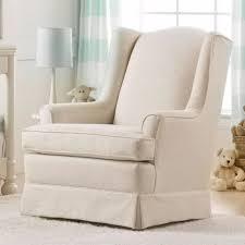 100 Reclining Rocking Chair Nursery Living Room Bathroom Exquisite Swivel Glider 21