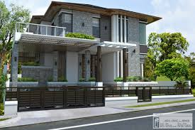 100 Modern Two Storey House Double Plans Unique Design S Best 35