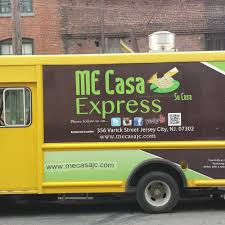 ME Casa Express - Jersey City Food Trucks - Roaming Hunger The Buffalo News Food Truck Guide You Crack Me Up Food Giving Away Free Fried Chicken All Weekend In Toronto Former Truck Home Facebook Deongy Makan Atlanta Truckshere At Last Jules Rules 365 Los Angeles 241 Lots Of Wheatons Other Taco Good Eatin In Wheaton Experiifoodtruckrentalblog Steak And Whiskey Dc Greek Bon Parks Providence Trucks Cazba Dont Call A Blogger