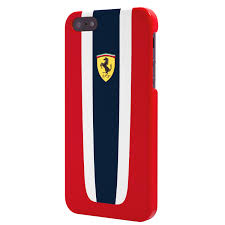 CG Mobile Ferrari iPhone 5 5S Hard Case FE458HCP5 by CG Mobile