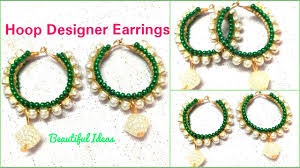 How To Make Silk Thread Designer Earrings//Hoop Designer Earrings ... How To Make Pearl Bridal Necklace With Silk Thread Jhumkas Quiled Paper Jhumka Indian Earrings Diy 36 Fun Jewelry Ideas Projects For Teens To Make Pearls Designer Jewellery Simple Yet Elegant Saree Kuchu Design At Home How Designer Earrings Home Simple And Double Coloured 3 Step Jhumkas In A Very Easy Silk Earring Bridal Art Creativity 128 Jhumka Multi Coloured Pom Poms Earring Making Jewellery Owl Holder Diy Frame With
