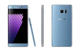 Samsung Recalls Galaxy Note7 Smartphones Due to Serious Fire and