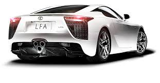 The Lexus LFA Supercar The Power Craftsmanship
