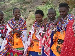 Clothing Of South African Zulu Tribe Women