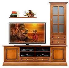 wohnwand tv möbel vitrine brett möbel im stil wohnzimmer