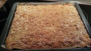 mandelkuchen vom blech