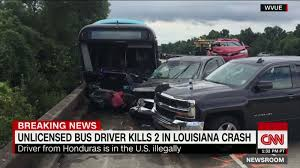 Baton Rouge Floods: Workers' Bus Crashes Into Accident Scene ... May Trucking Company Crst Truck Driving School Reviews Gezginturknet Baton Rouge Cdl Traing Archives Page 4 Of 18 Diesel Student Testimonials 9 31 New To Town Small Coffee Aims Bring A Better Local Driver Jobs In El Paso Texas Best Resource Dry Van The Week 32618 4118 Youtube Owner Operator Pay Package Wner Enterprises Colorado Kentucky Rest Area Pics Part 12