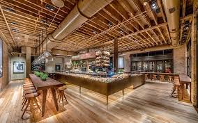 The Coffee Giants High End Bakery And Bar Debuts In Fulton Market Formats First Location Outside Seattle Its Latest Sign That Starbucks Is