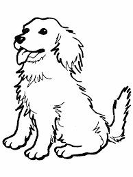Dog Color Pages 14 Strikingly Inpiration Colouring Printable Fun Page