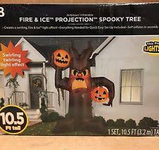 Halloween Airblown Inflatables Uk by Halloween Airblown Inflatable Decor Ebay