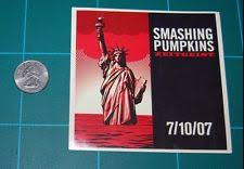 Smashing Pumpkins Zeitgeist Vinyl by Smashing Pumpkins Sticker Ebay